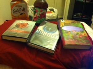 My whole set up :P