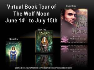 Banner for Nikki Broadwell for The Wolf Moon