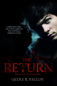 The Return by Nicole Taylor ebooksm