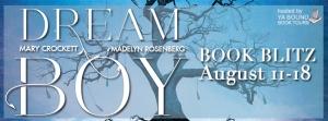 DREAM-BOY banner